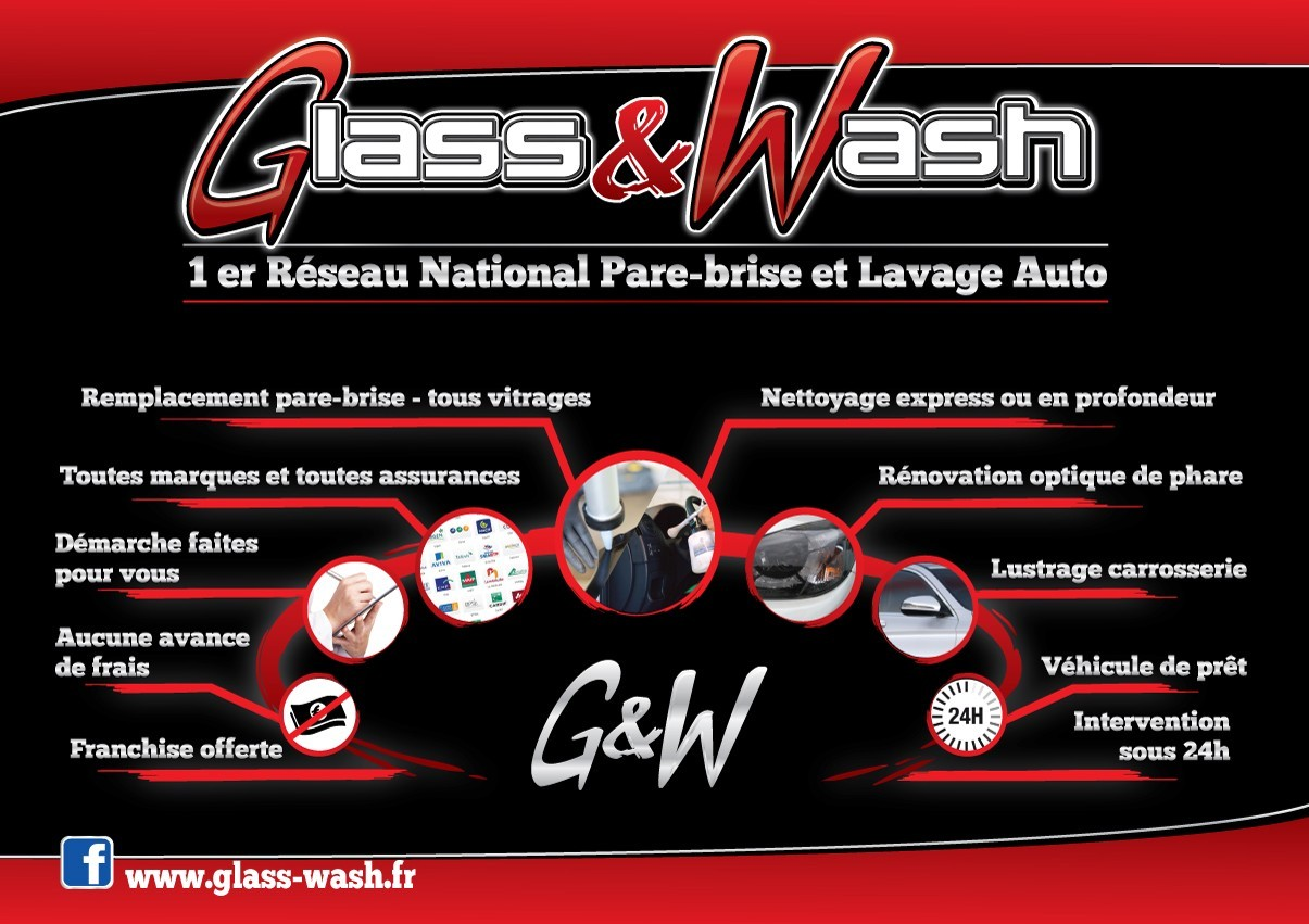 Devenir franchisé Glass and Wash