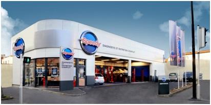 franchise service speedy va donc chez speedy franchise garage centre auto. Black Bedroom Furniture Sets. Home Design Ideas